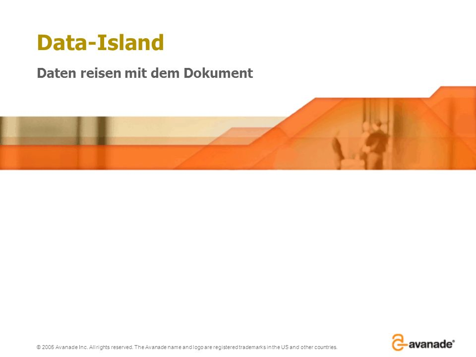© 2005 Avanade Inc. All rights reserved.