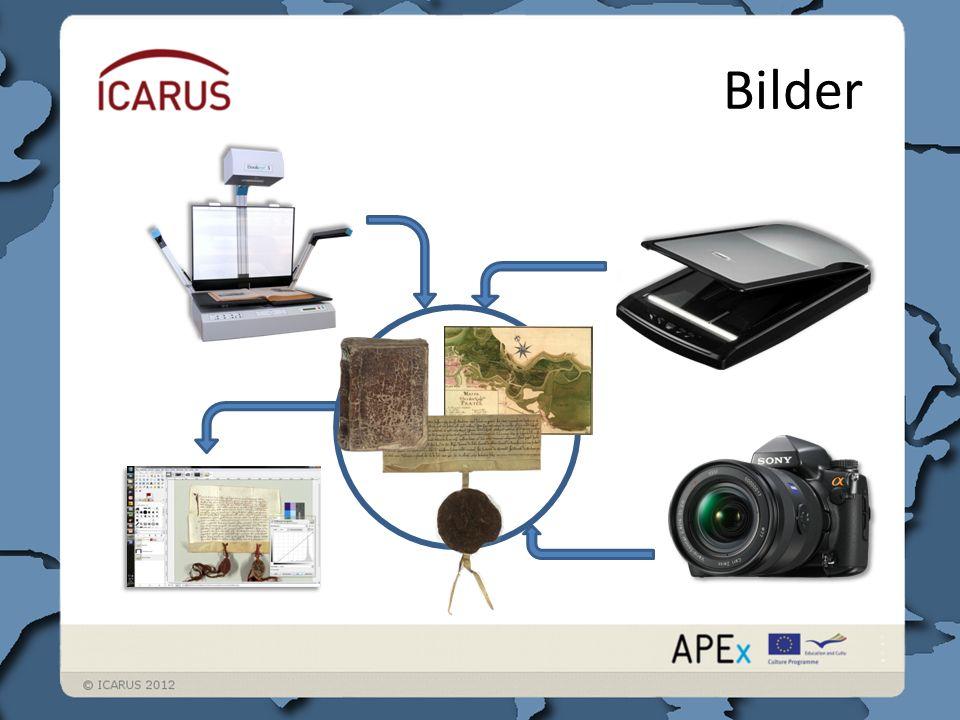 Monasterium.net Mobiler Scanner Imageware Bookeye 3 TIF Dateien 400 DPI