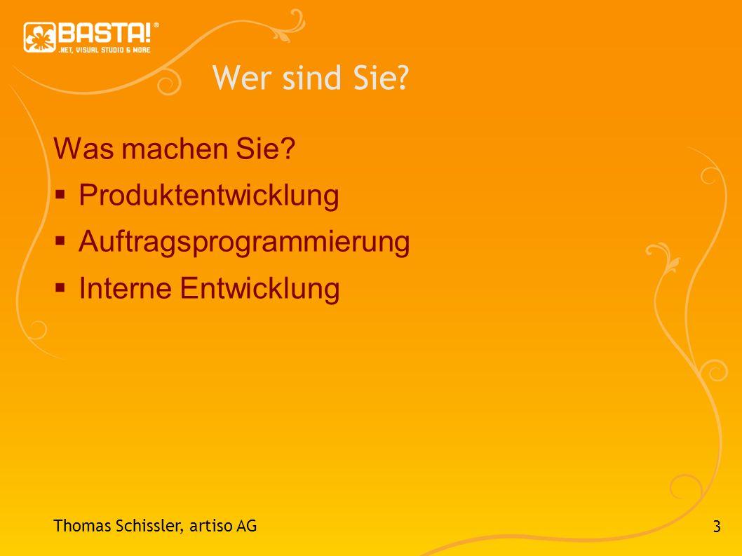 24 Zeit-Controlling Thomas Schissler, artiso AG