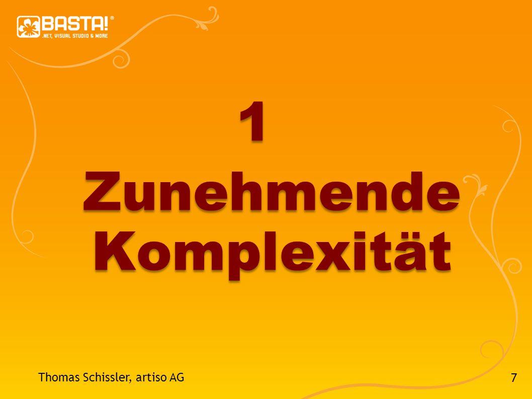 18 Aufwandsabschätzung Thomas Schissler, artiso AG