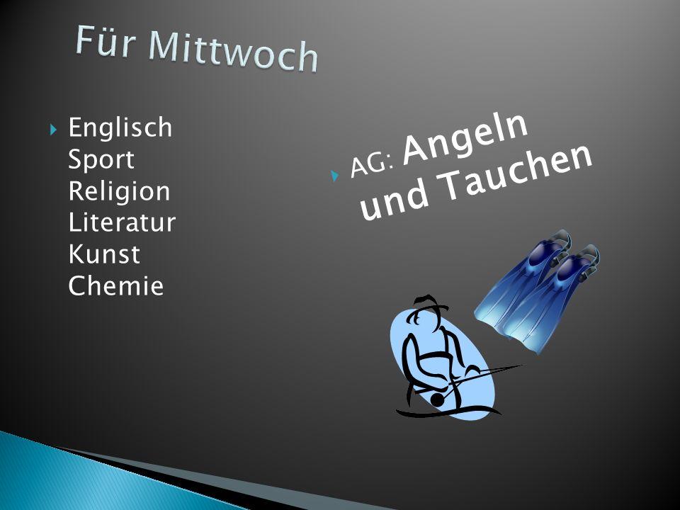Geschichte Mathe Deutsch Musik Kunst Erdkunde A G : R a d f a h r e n