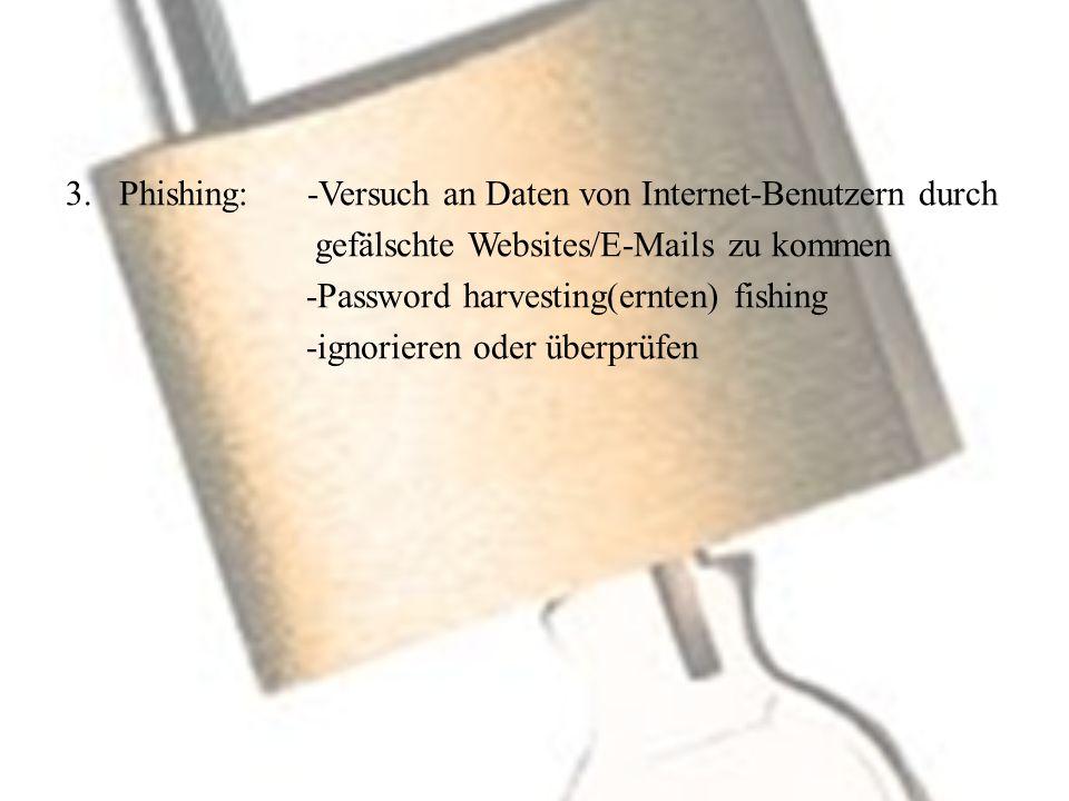 Schützen des Computers vor: Malware: allg.