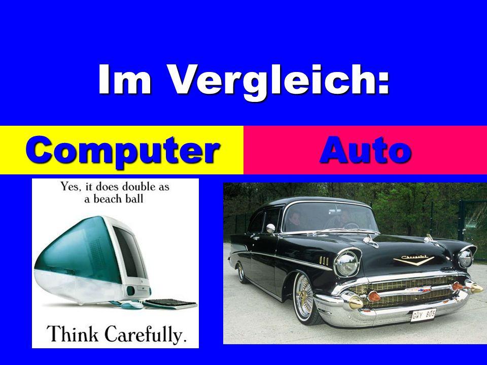 Im Vergleich: AutoComputer