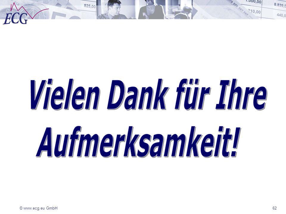 © www.ecg.eu GmbH62
