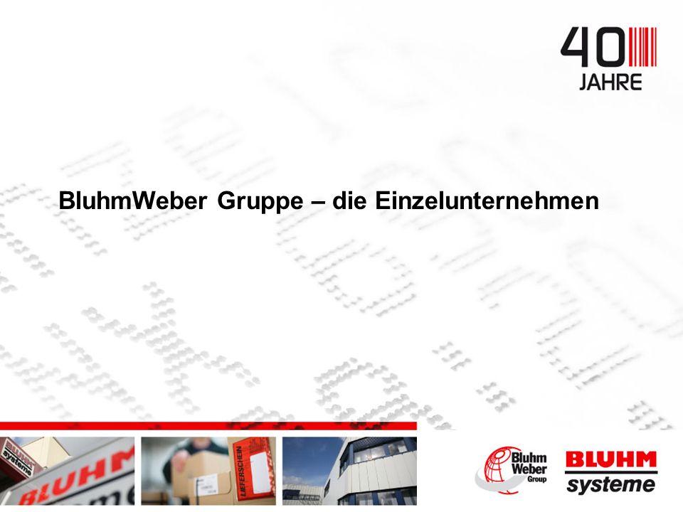 BluhmWeber Gruppe – die Einzelunternehmen