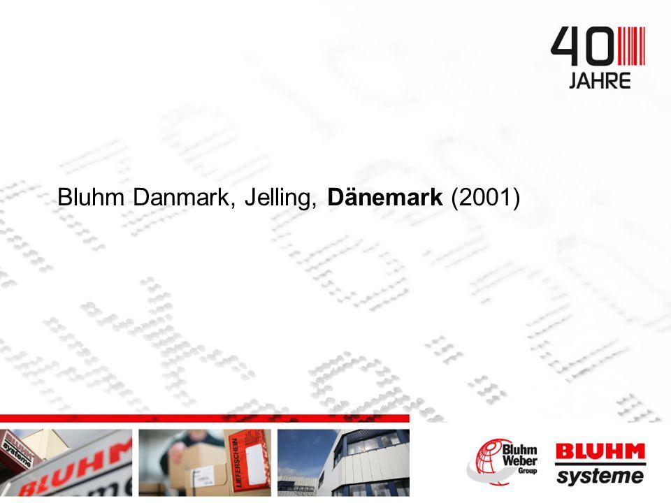 Bluhm Danmark, Jelling, Dänemark (2001)