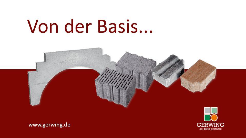www.gerwing.de Von der Basis...