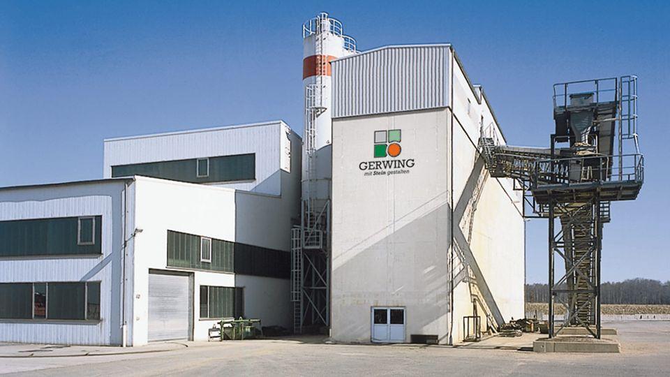 www.gerwing.de Engineering der Produktionsmaschinen Werkstoffforschung und -entwicklung Schulungen und Zertifizierung