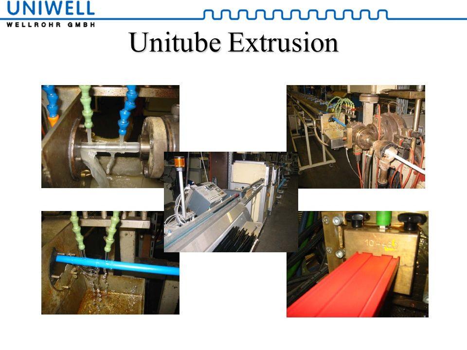 Unitube Extrusion