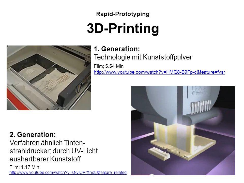 Rapid-Prototyping 3D-Printing Scheinwerferlicht BMW-MINI
