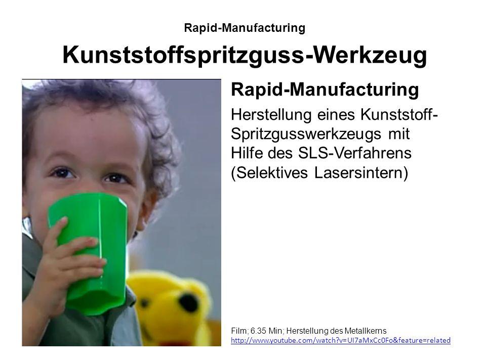 Quelle: Universität Magdeburg Rapid-Prototyping-Verfahren