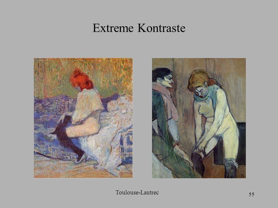 55 Extreme Kontraste Toulouse-Lautrec