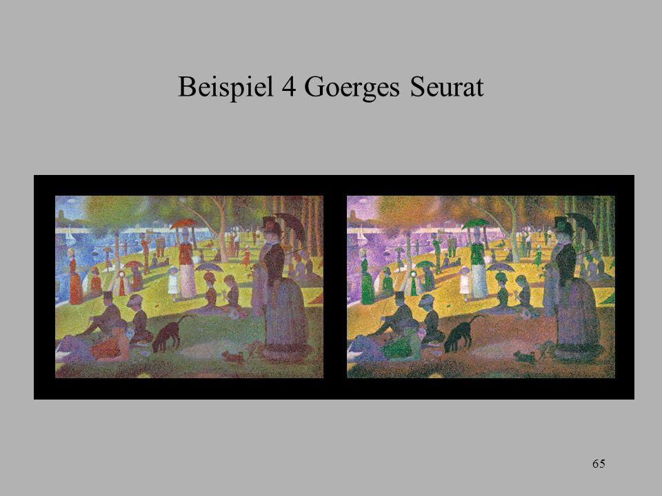 65 Beispiel 4 Goerges Seurat
