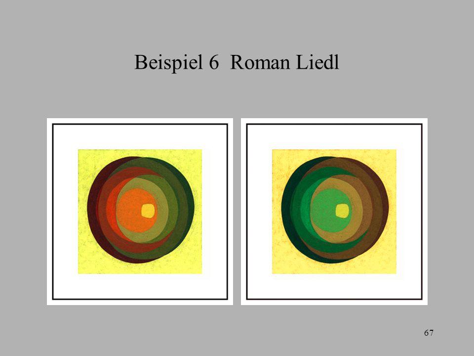 67 Beispiel 6 Roman Liedl