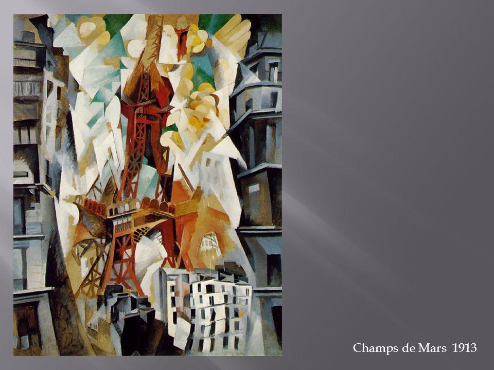 Champs de Mars 1913