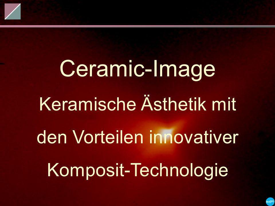 Ceramic-Image Keramische Ästhetik mit den Vorteilen innovativer Komposit-Technologie