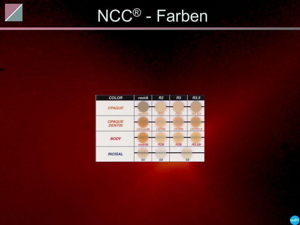 NCC ® - Farben