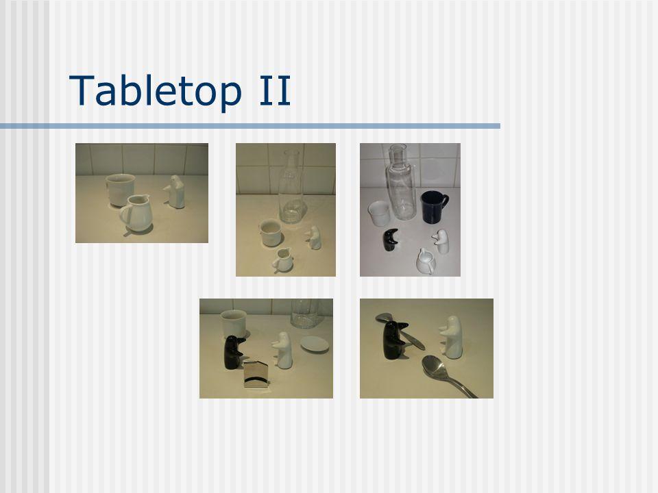 Tabletop II