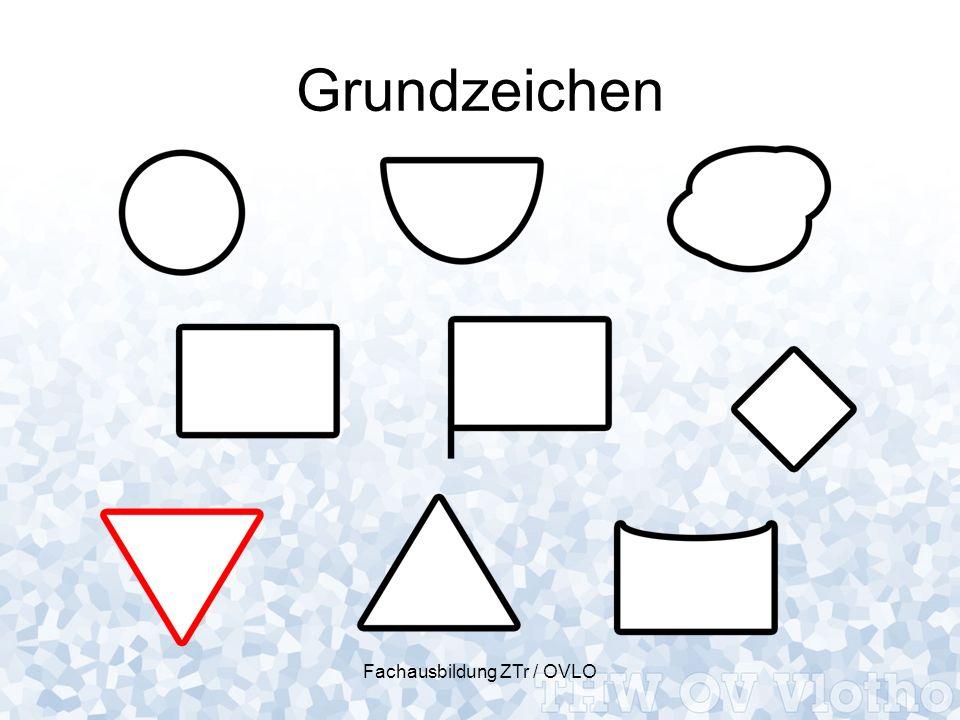 Fachausbildung ZTr / OVLO Grundzeichen