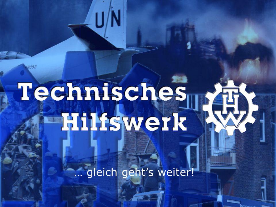 Pause 16.04.2014www.thw.de20 … gleich gehts weiter!
