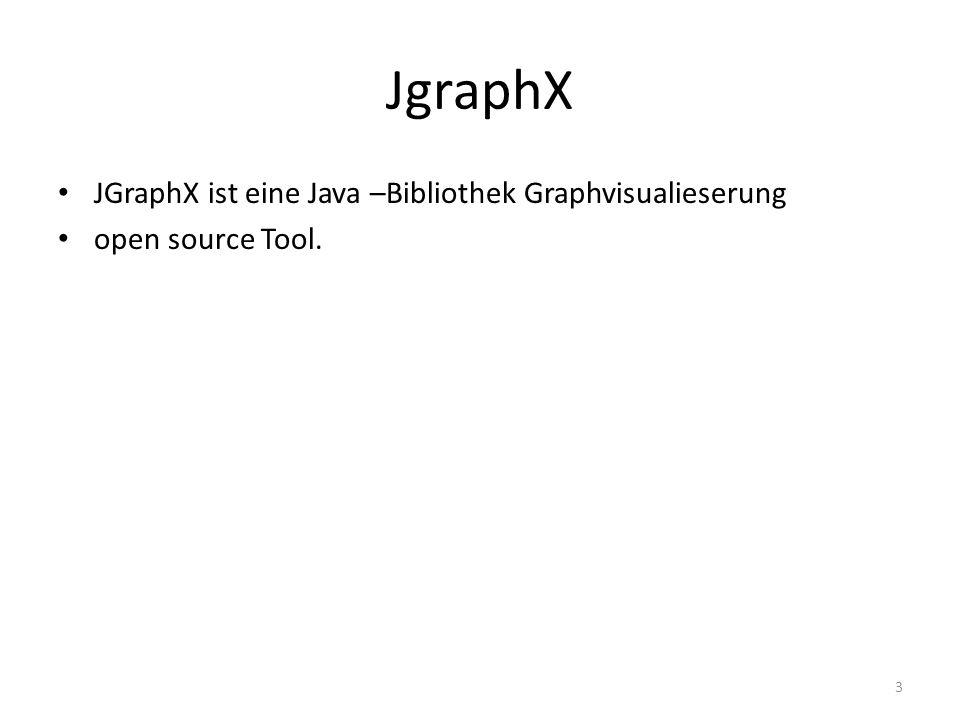 Farben von Knoten mxGraph bietet die Möglichkeiten die Farben von Knoten zu ändern