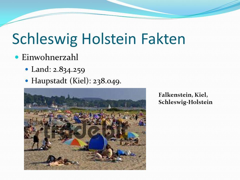 Schleswig Holstein Fakten Einwohnerzahl Land: 2.834.259 Haupstadt (Kiel): 238.049. Falkenstein, Kiel, Schleswig-Holstein