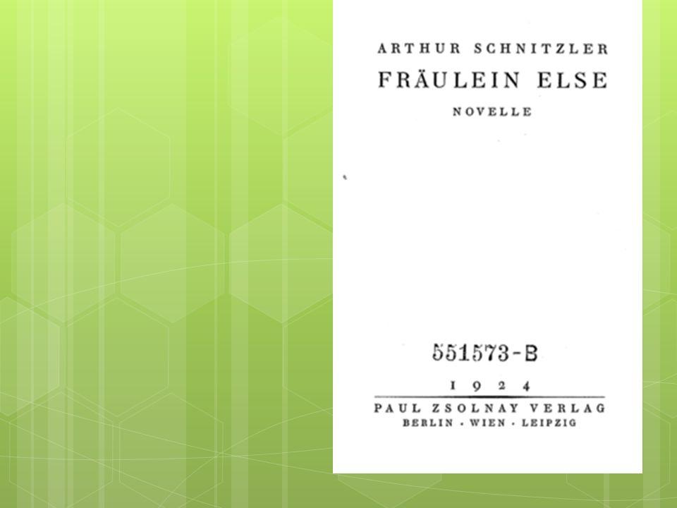 Arthur Schnitzler 1862-1931 Austrian author and playwright
