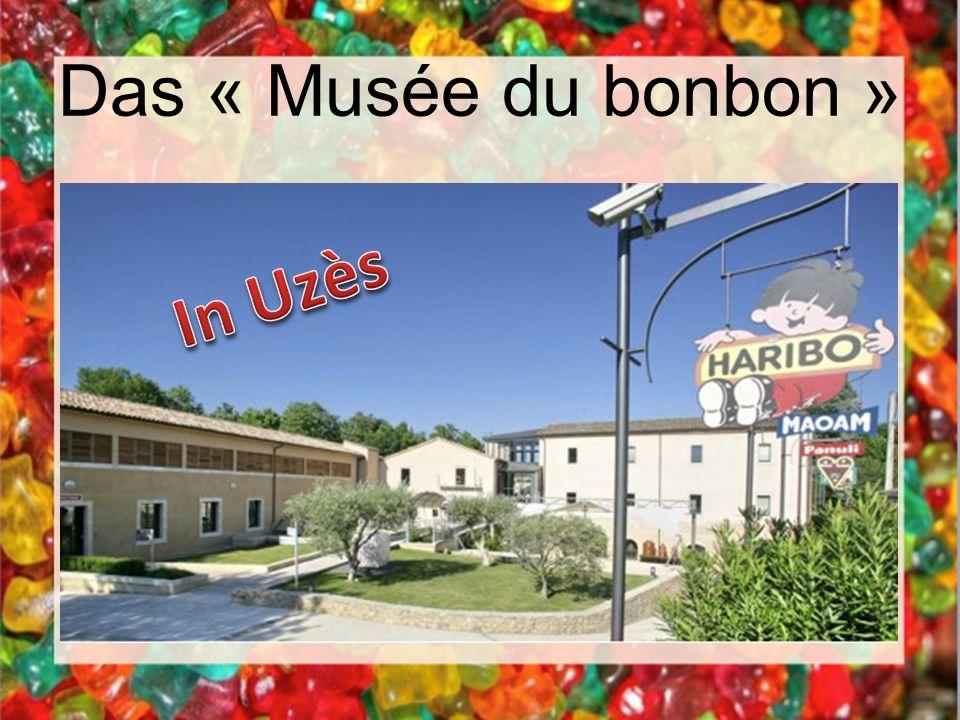 Das « Musée du bonbon »