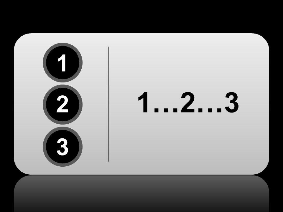 1…2…3 1 2 3