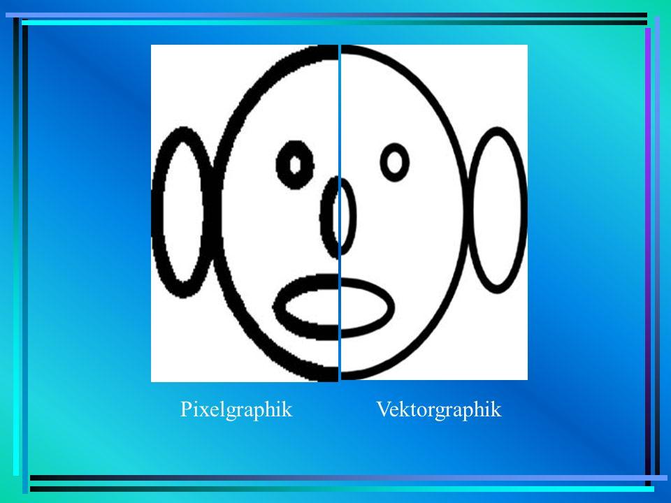 Was sind Bildformate.Erscheinungsbilder von Daten, die ein Bild repräsentieren Welche gibt es.