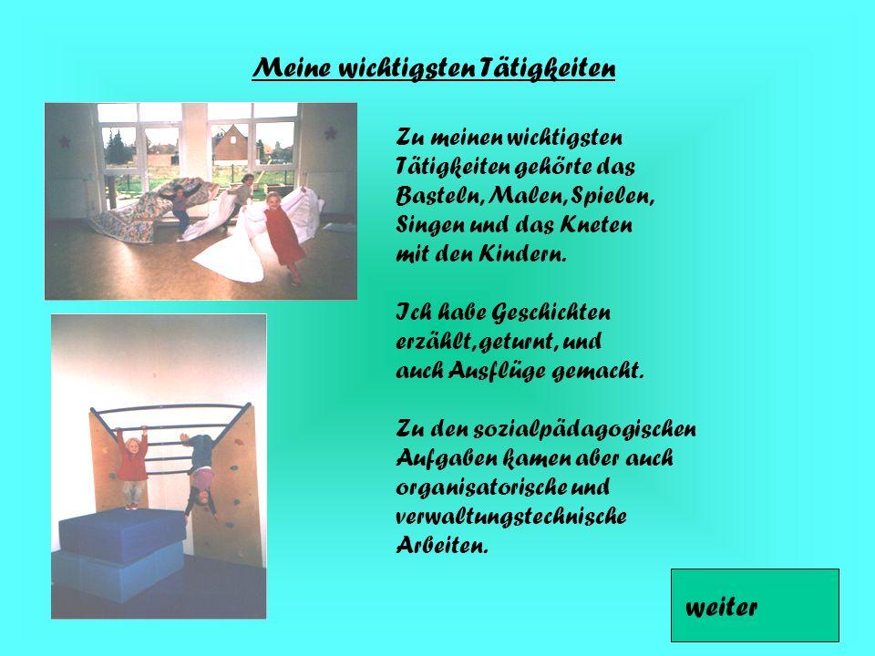 Erkundeter Betrieb Evangelischer – Kindergarten Arche – Noah Bültstiege 30 48366 Laer Tel.: 02554/91791 Fax: 02554/917918 weiter