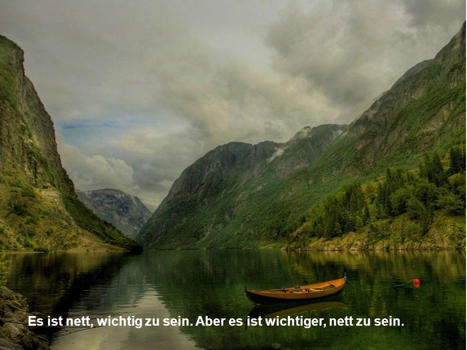 Wer noch nie den Bogen zur Pflege entspannte, der krankt an Gesundheit und Verstand...