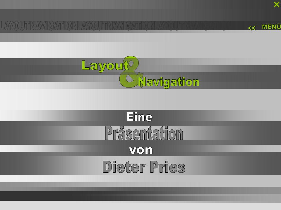 / LAYOUT // NAVIGATION/ SCHLUSS