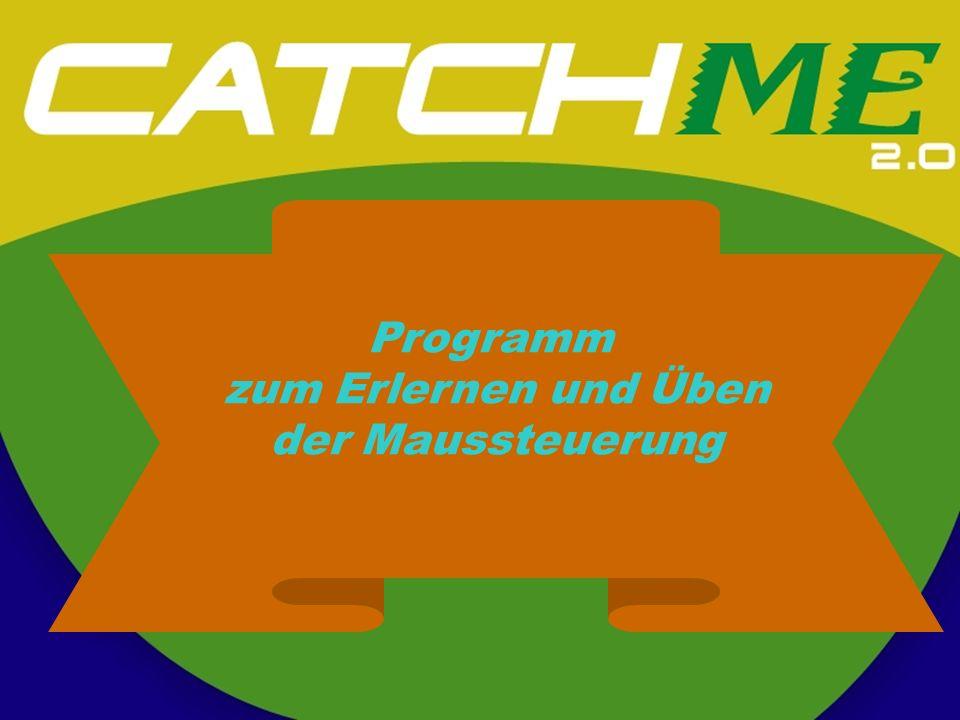 Programm zum Erlernen und Üben der Maussteuerung