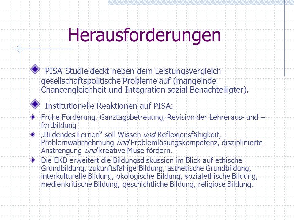 Maße des Menschlichen Evangelische Perspektiven zur Bildung in der Wissens- und Lerngesellschaft Zusammenfassung von Direktor Klaus Buhl Religionspädagogisches Zentrum Heilsbronn