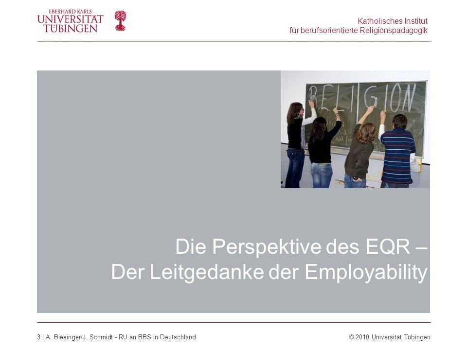 Katholisches Institut für berufsorientierte Religionspädagogik 4 | A.