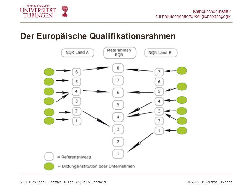 Katholisches Institut für berufsorientierte Religionspädagogik 6 | A.