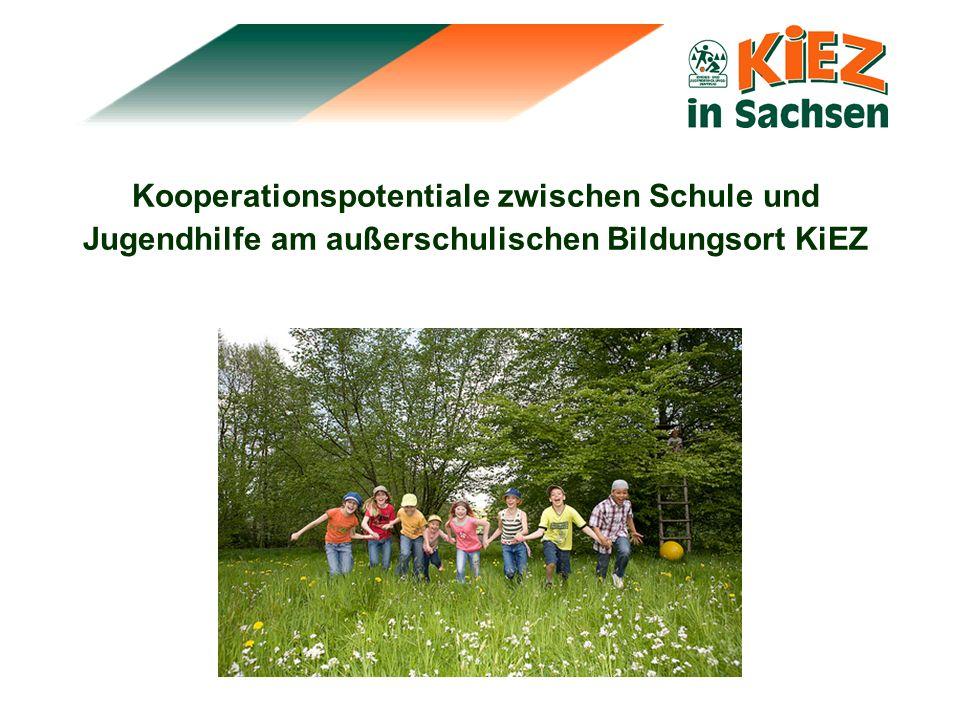 Kooperationspotentiale zwischen Schule und Jugendhilfe am außerschulischen Bildungsort KiEZ
