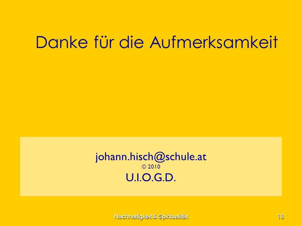 johann.hisch@schule.at © 2010 U.I.O.G.D.