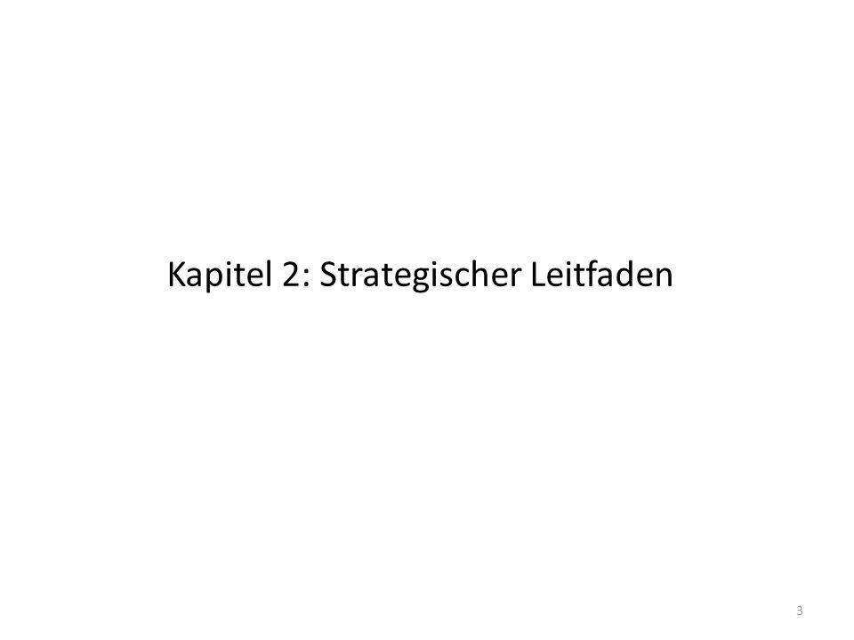 Kapitel 2: Strategischer Leitfaden 3