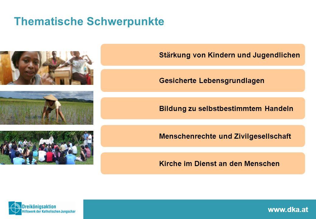 Kooperationsländer www.dka.at