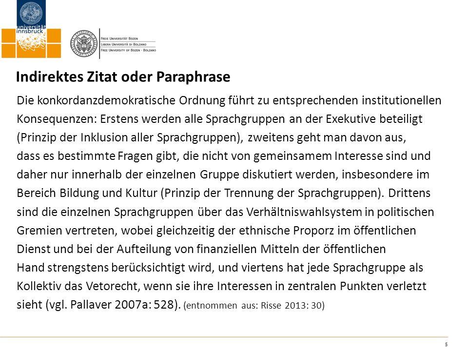 26 Literaturangabe: Steinicke, Ernst et al.(2011): Ethnolinguistische Minderheiten in den Alpen.