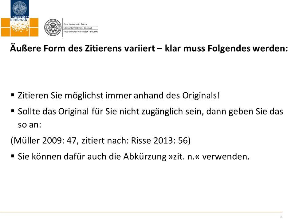 9 Das Zitieren von Tages-, Wochen- oder Monatszeitungen ist bedingt möglich: Mittlerweile findet sich auch die Bezeichnung Alpiner Rechtspopulismus mit Bezug auf die österreichische FPÖ, das BZÖ, die Schweizerische SVP und die Lega Nord von Umberto Bossi, vgl.
