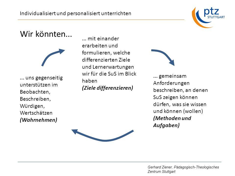 Lehren und Lernen im Focus der Kompetenzorientierung I.