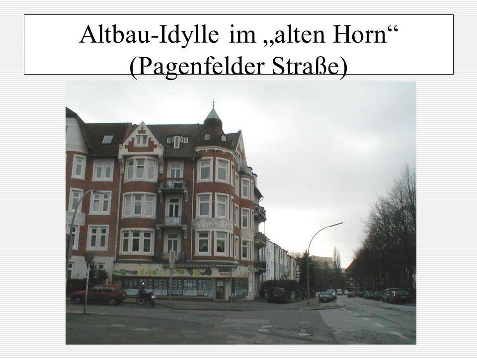 Altbau-Idylle im alten Horn (Pagenfelder Straße)