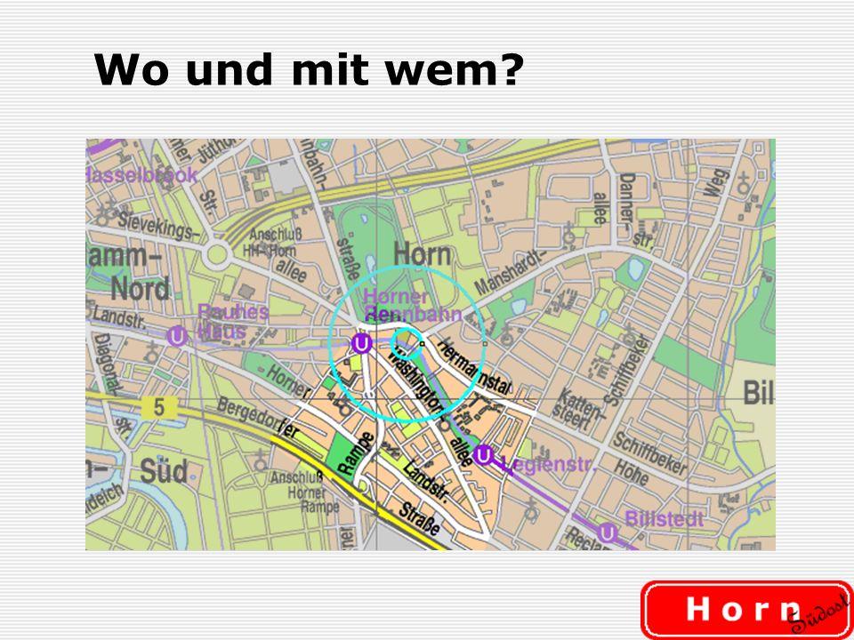 Horn Südost Projektgespräch am 04.12.2003 Warum überhaupt.