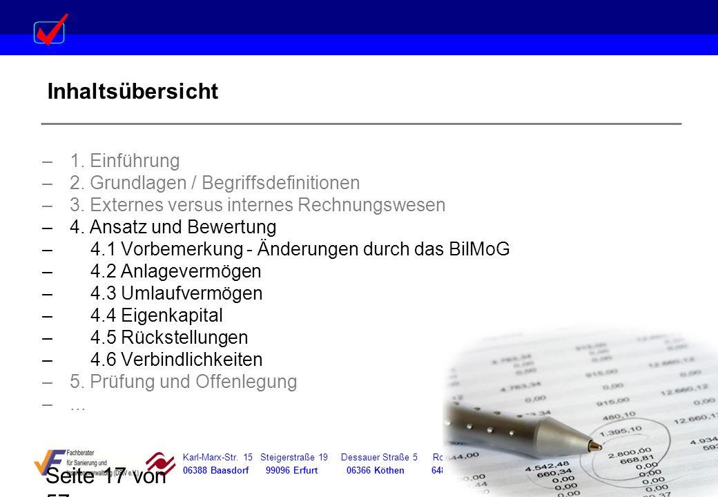 Karl-Marx-Str. 15 Steigerstraße 19 Dessauer Straße 5 Rosenstraße 12 06388 Baasdorf 99096 Erfurt 06366 Köthen 64839 Münster Seite 17 von 57 Inhaltsüber