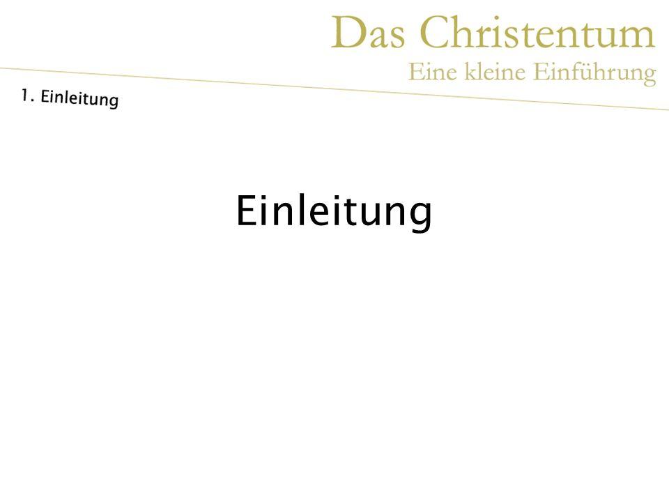 Eigene Traditionsbildung, Entstehung des Neuen Testaments 27 Schriften: Briefe, Evangelien Kanon ca.