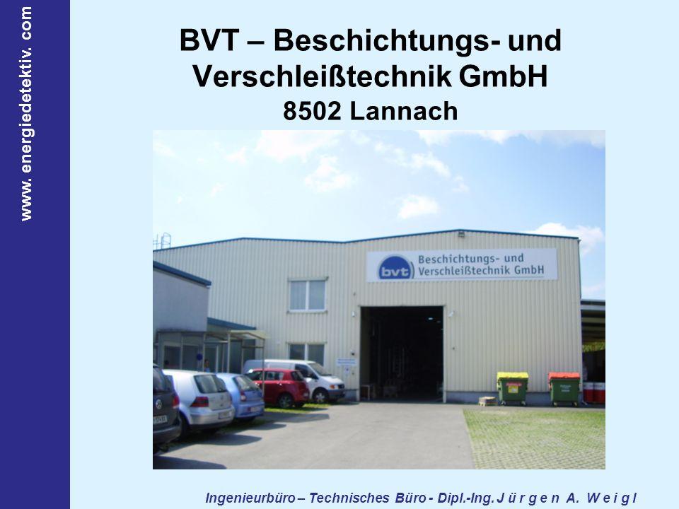 Ingenieurbüro – Technisches Büro - Dipl.-Ing. J ü r g e n A.