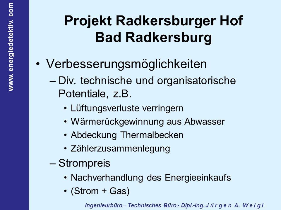 Ingenieurbüro – Technisches Büro - Dipl.-Ing.J ü r g e n A.
